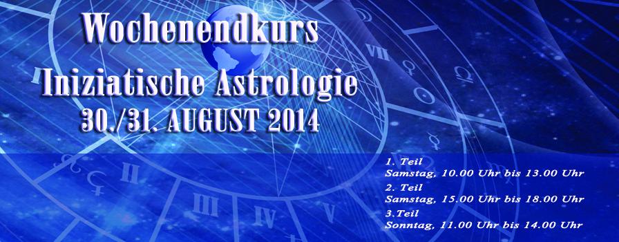 Internet August Astrologie
