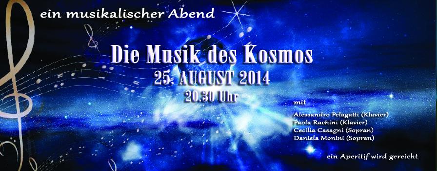 Internet August Musik