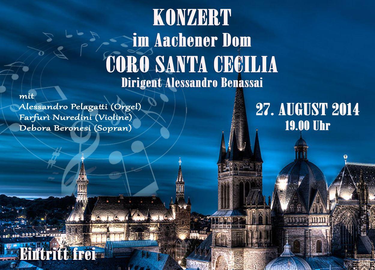 Konzert August 2014