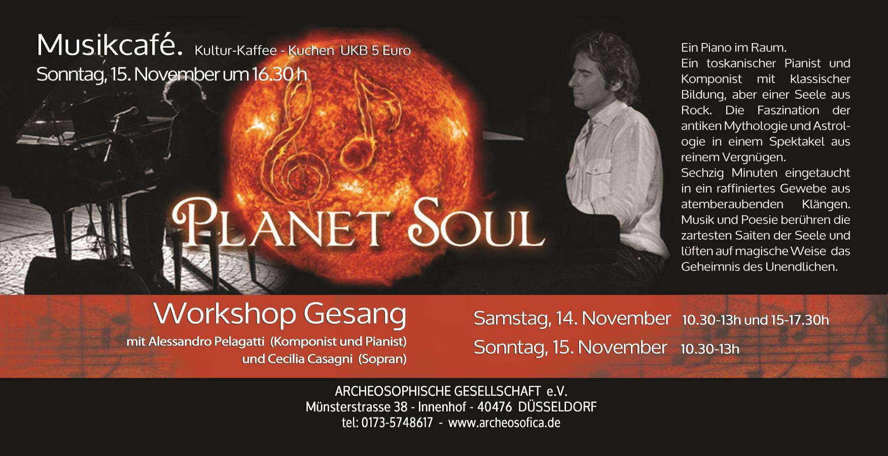 Musikcafé Planet Soul