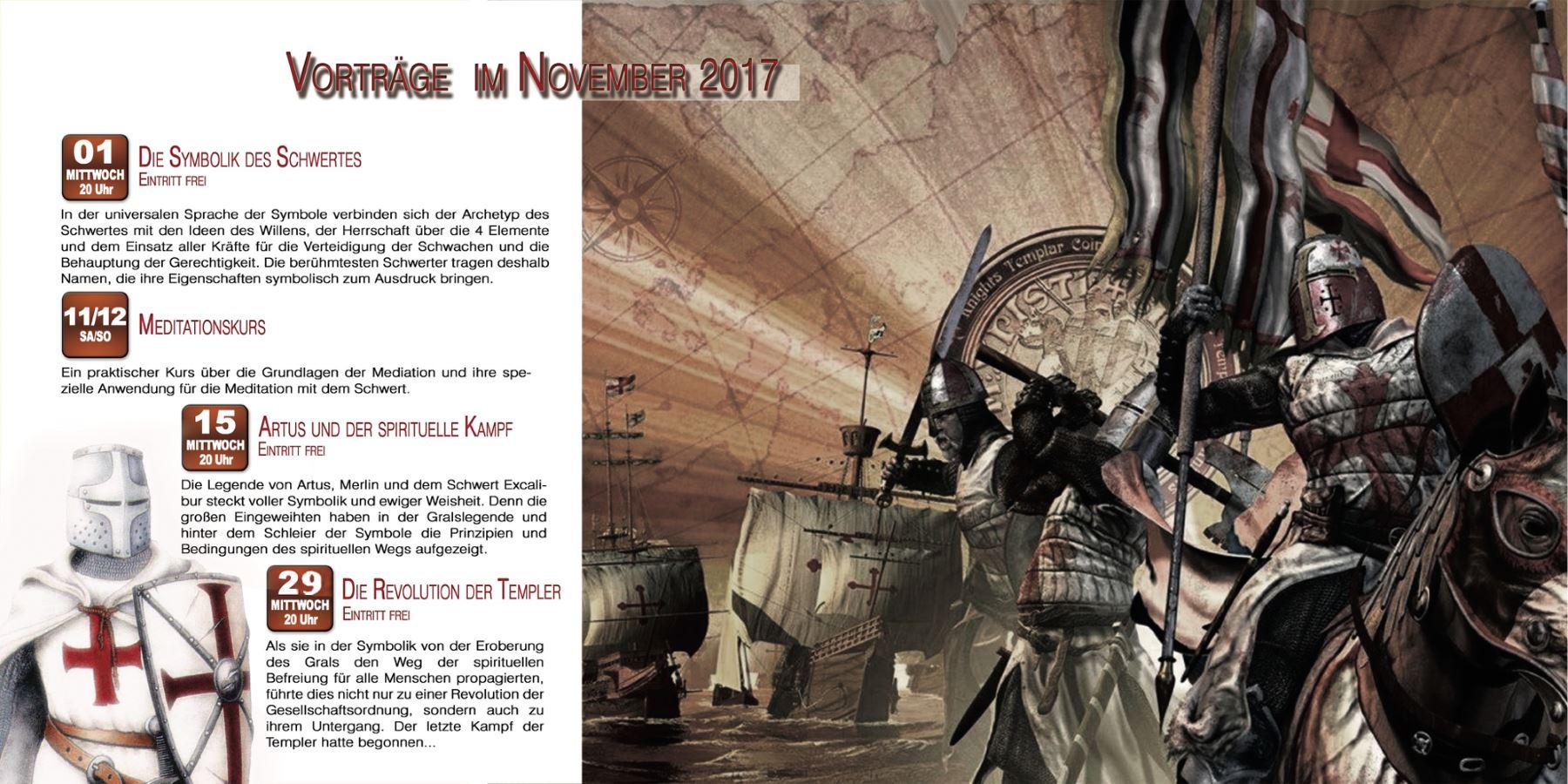Themenreihe November 2017