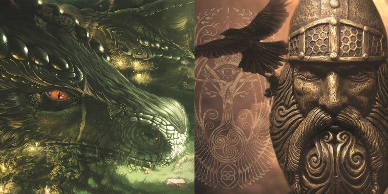 Themenreihe - Mythen Helden und Legenden