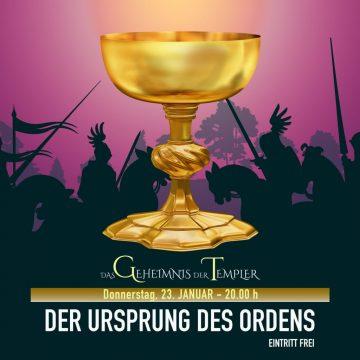 Das Geheimnis der Templer - Der Ursprung des Ordens