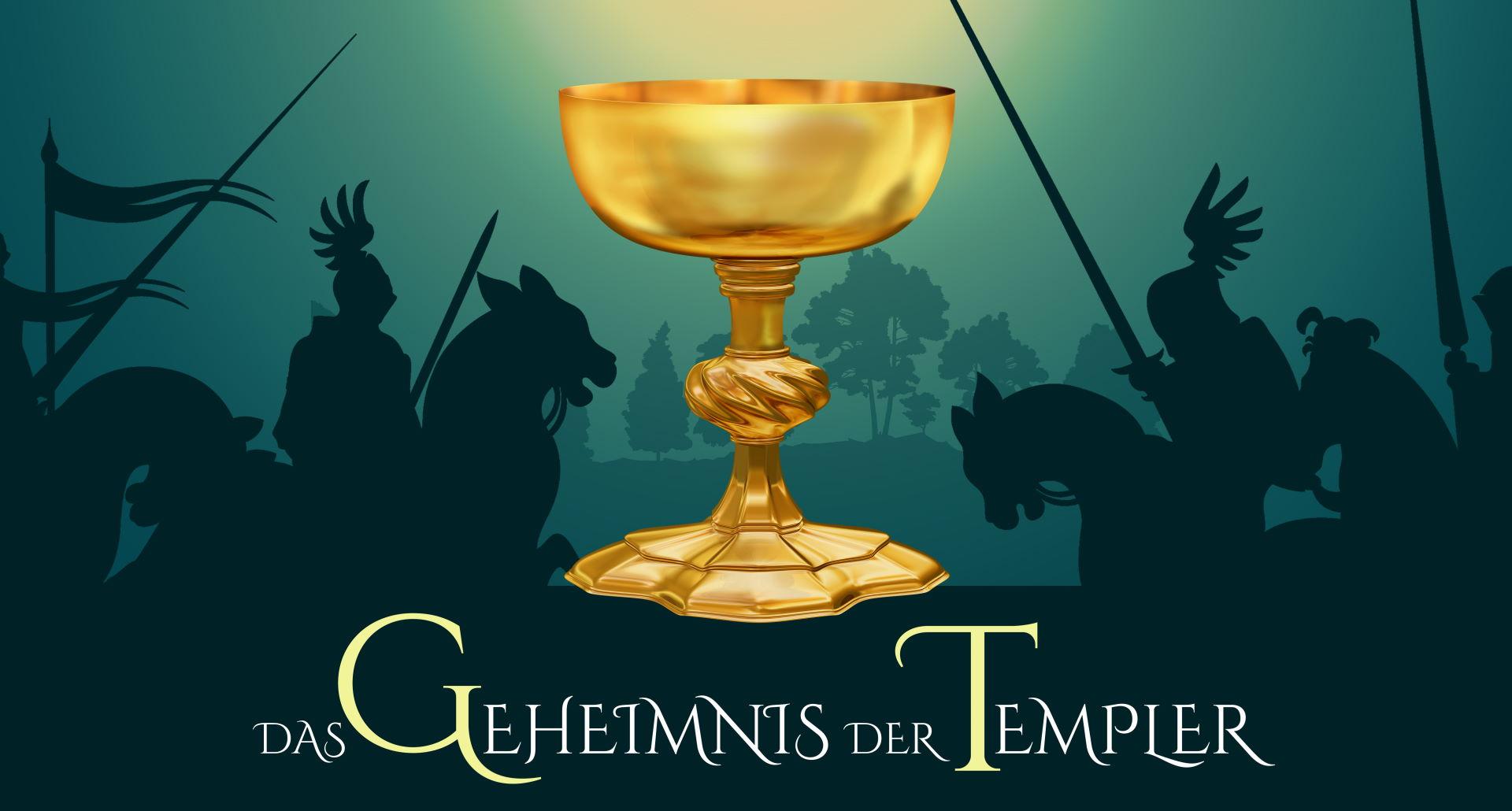 Eventreihe - Das Geheimnis der Templer