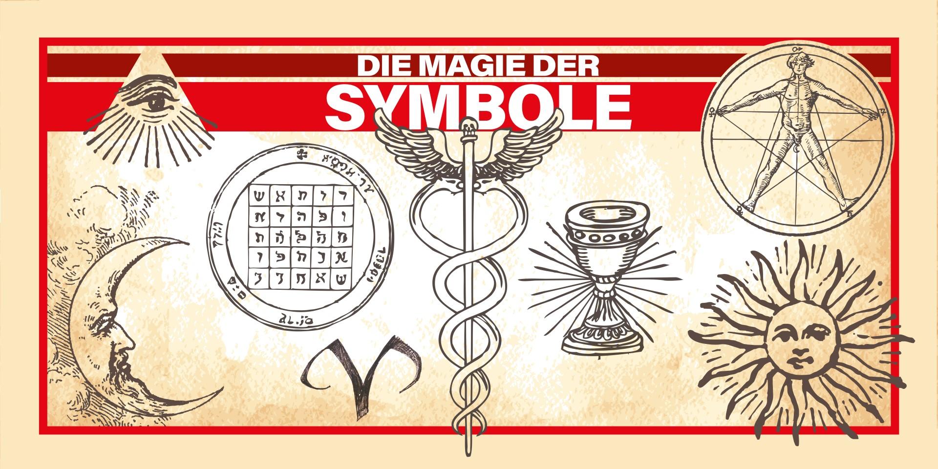 Eventreihe - Die Magie der Symbole