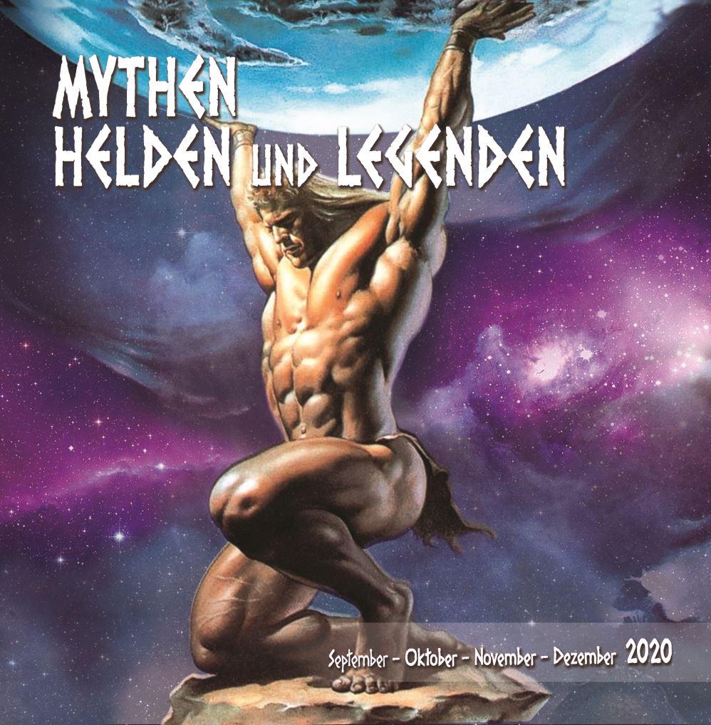 Mythen, Helden und Legenden 2020