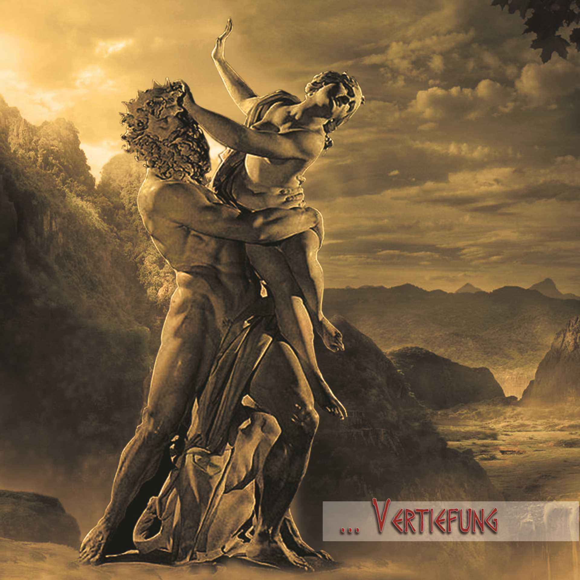 MYTHEN, HELDEN UND LEGENDEN - PERSEPHONE 2