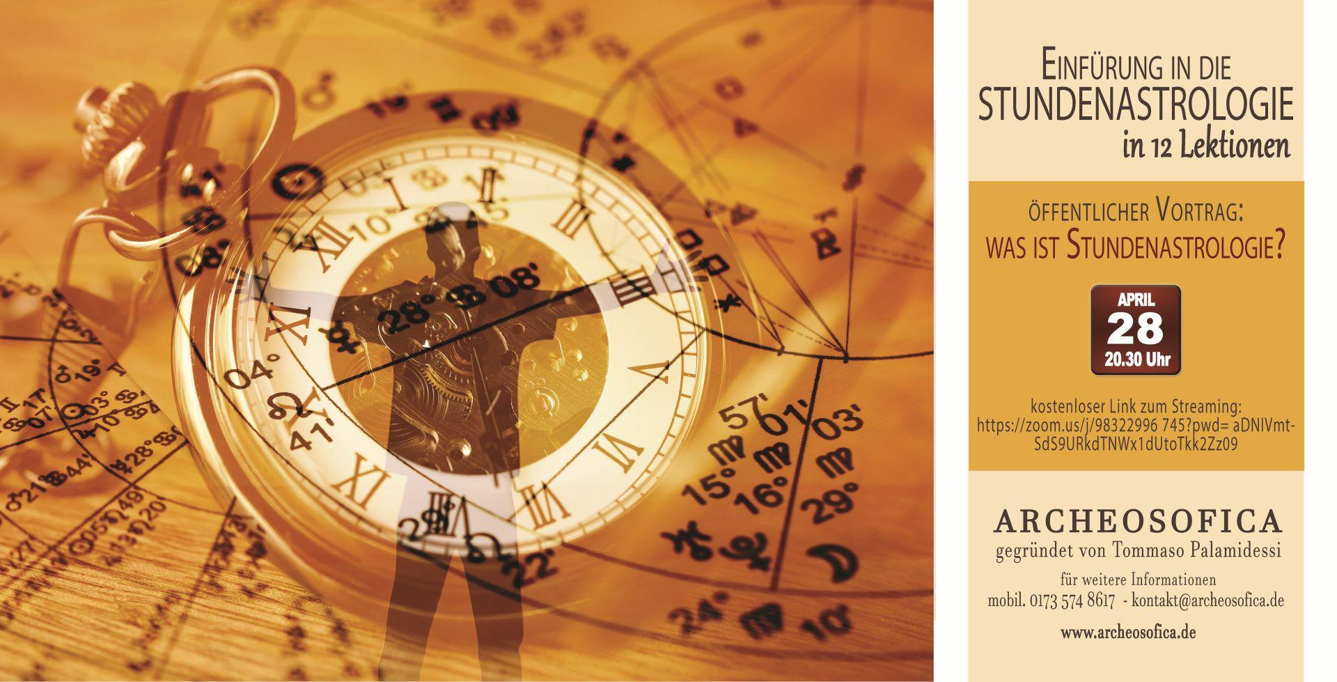 Was ist Stundenastrologie?