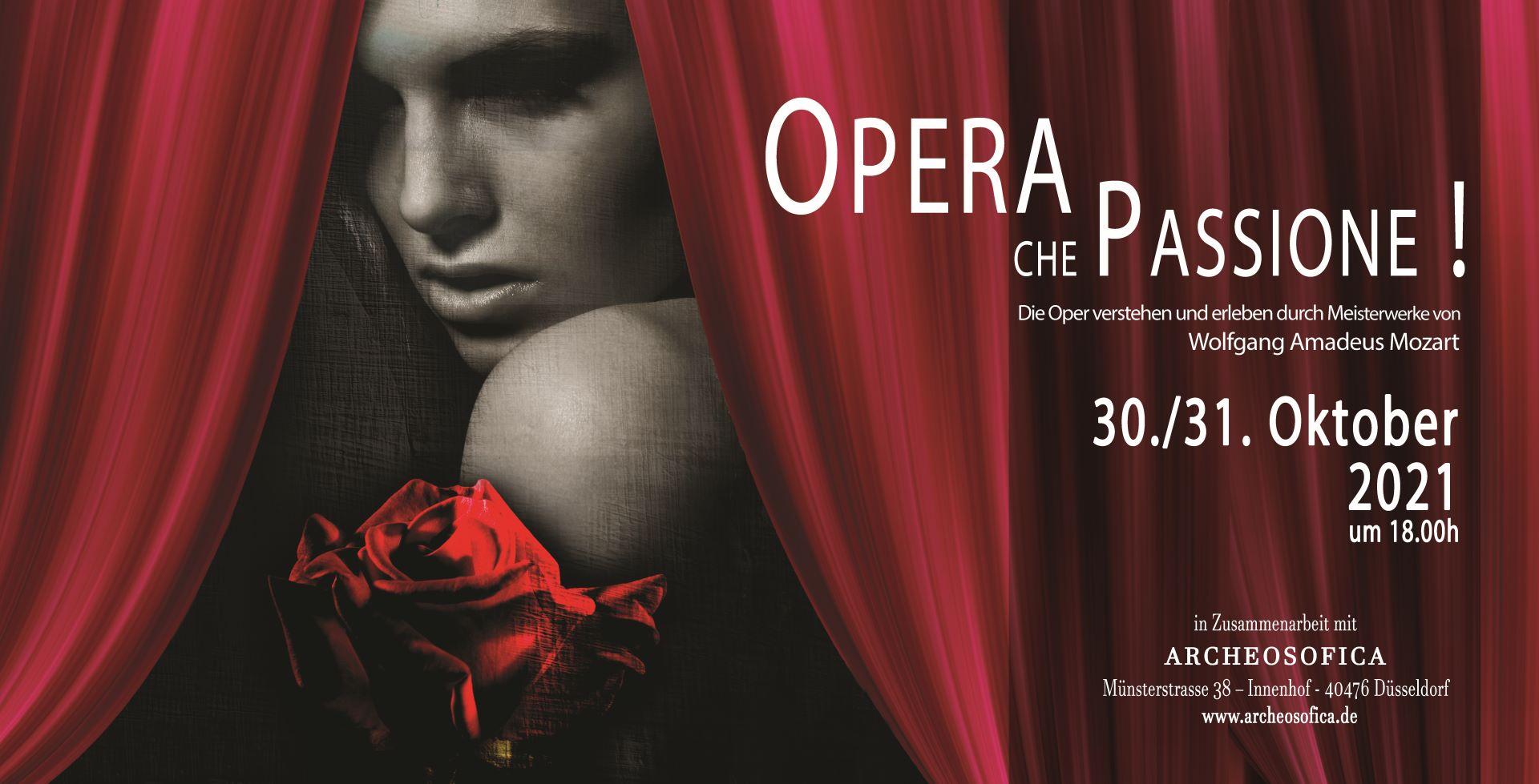 Die Oper verstehen und erleben durch Meisterwerke von Wolfgang Amadeus Mozart