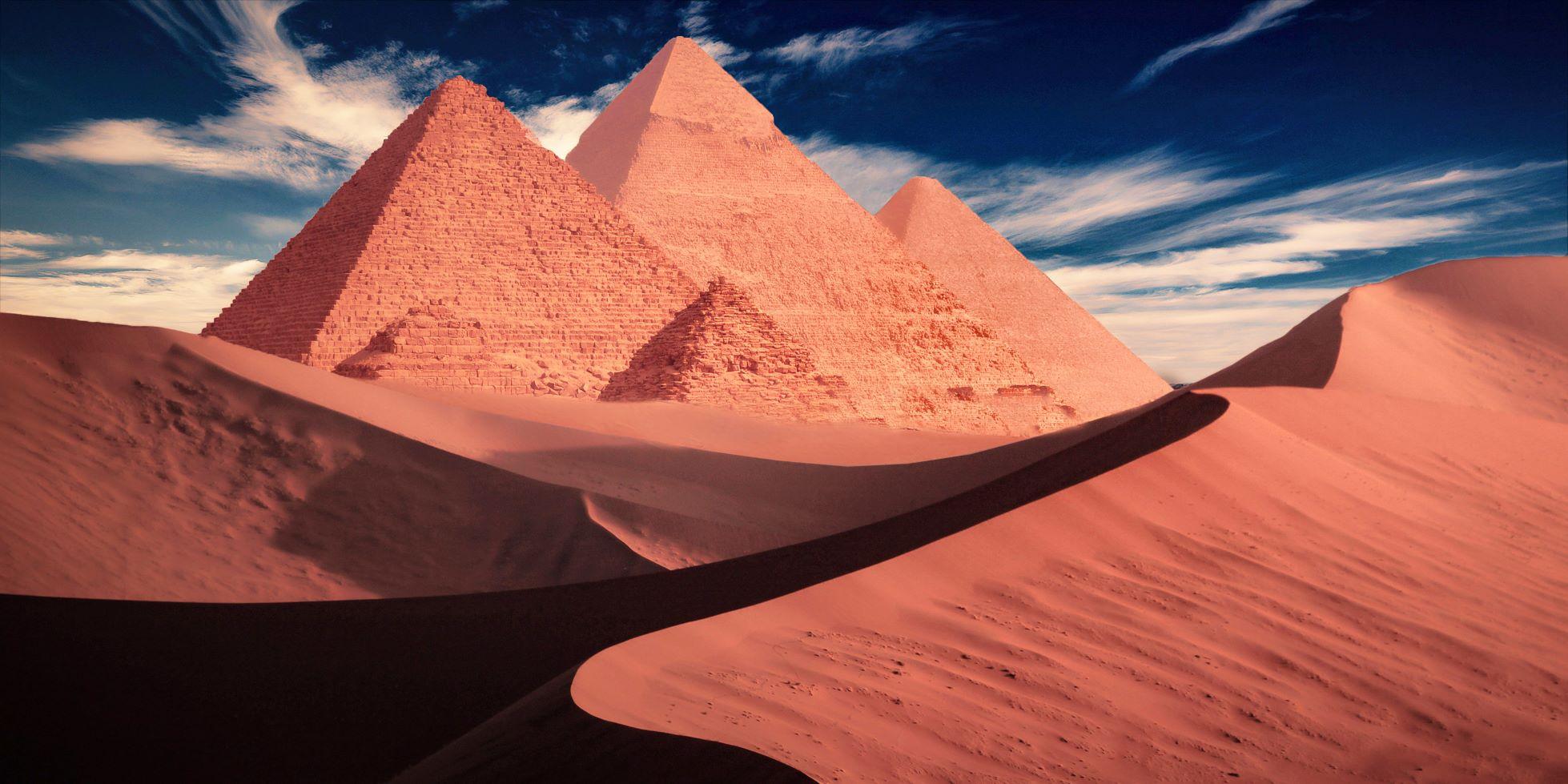 Ägypten vor dem Sand<br/> ... ab Oktober 2021